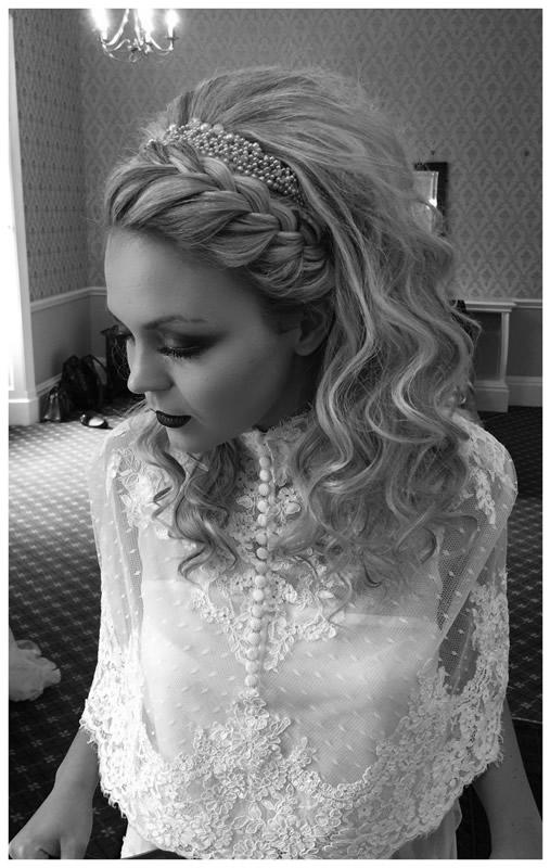 Wedding Hair | Wedding Hair And Makeup Plymouth Devon And Cornwall