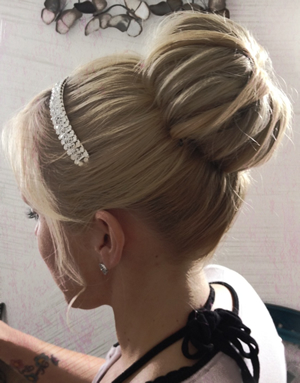 Wedding hair and makeup plymouth by adele hack for Adel salon services